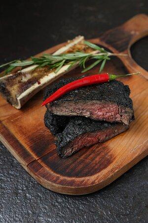 President steak