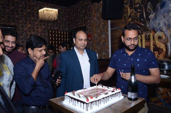 party at Madhushaala