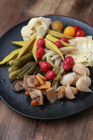 Pickles set