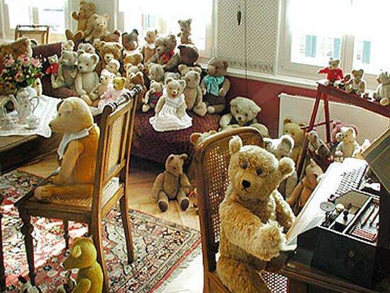 Teddybärmuseum (Sempach - LU)