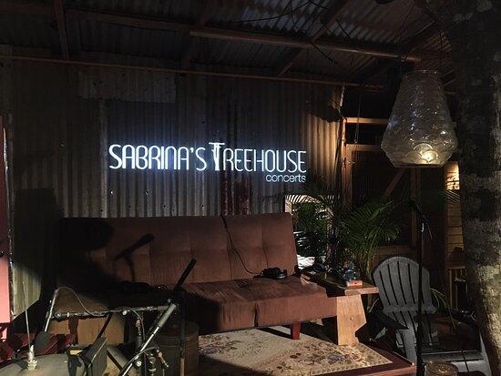 Sabrina's Treehouse Concerts