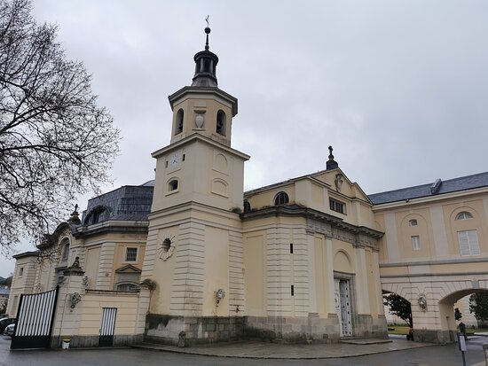 Capilla Real del Palacio de El Pardo