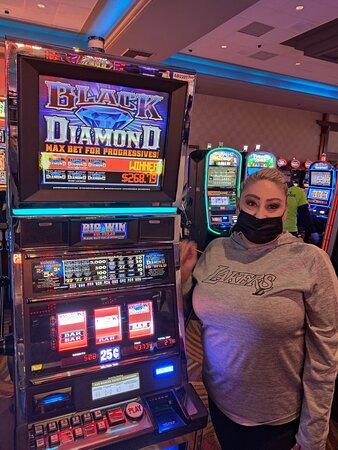 Classic Club Serrano member Michelle won $10,933 at San Manuel Casino on March 4, 2021.