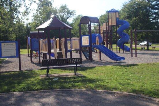 Wellandport, แคนาดา: The playground