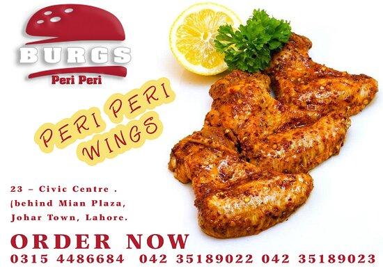 Lahore, Pakistan: https://www.foodpanda.pk/restaurant/i31d/burgs-peri-peri