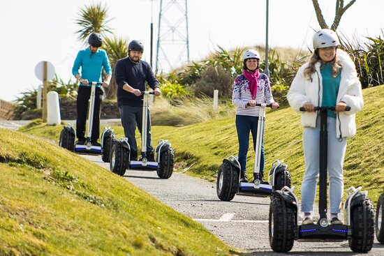 St Ives Segway Experience