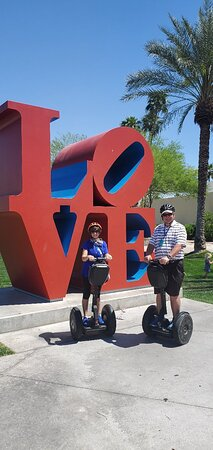 Fun tour of Old Scottsdale.  Ryan was a terrific guide.