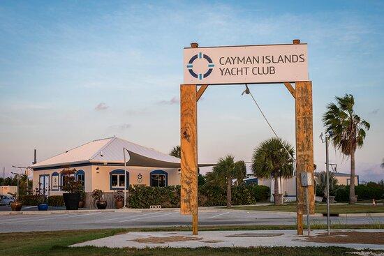 West Bay, Grand Cayman: Entrance