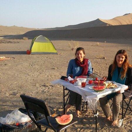 Varzaneh, Iran: Parig_Eco_Camp