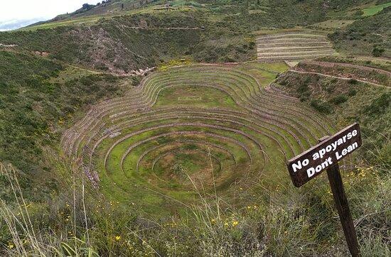 Cusco, Peru: Moray