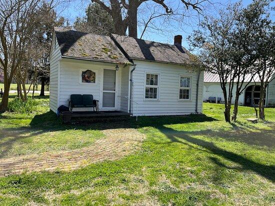 Chippokes Plantation Caretaker House (?)