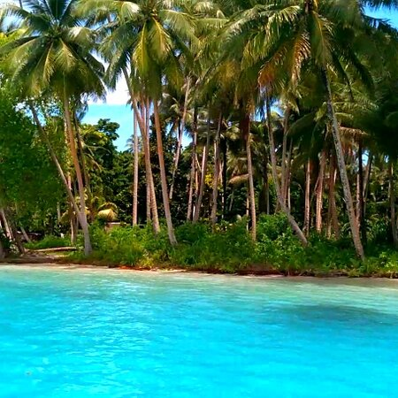 New Ireland, Papua New Guinea: Our piece of paradise here. The best snorkeling spot in the Tsoi region.