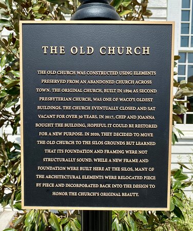 About the church