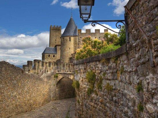 Hotel de la Cite Carcassonne - MGallery Collection, hôtels à Cité de Carcassonne