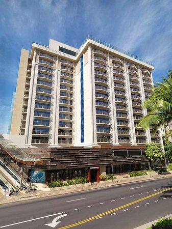 Hokulani Waikiki by Hilton Grand Vacations, hoteles en Honolulu