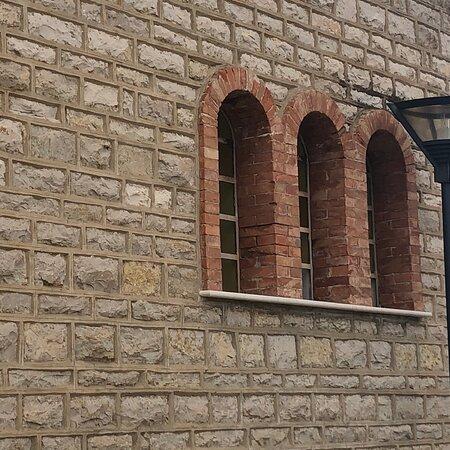 Le finestre laterali ....
