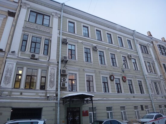 House of the Russian Fire Insurance Company