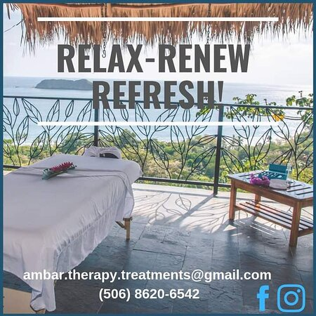 Relax, renew and refresh!