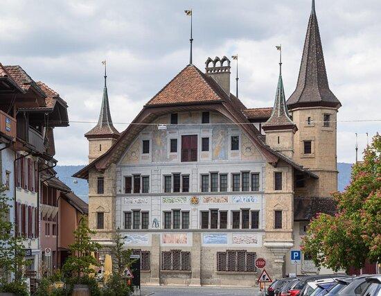 Schloss Büren An Der Aare