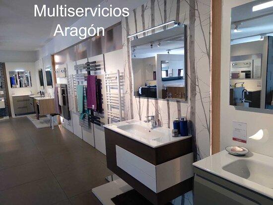 Zaragoza, Spain: Exposicion Multiservicios Aragón