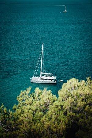 Halkidiki's beautiful landscape
