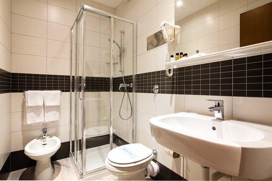camera doppia – Foto de Astoria Hotel Bologna, Bolonha - Tripadvisor