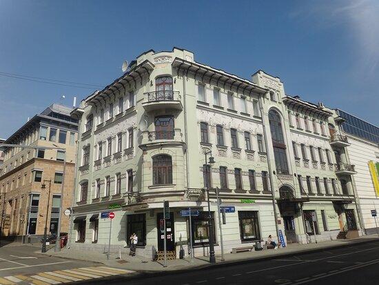 Broido Revenue House