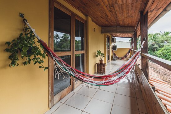 Itacare, BA: Sacada