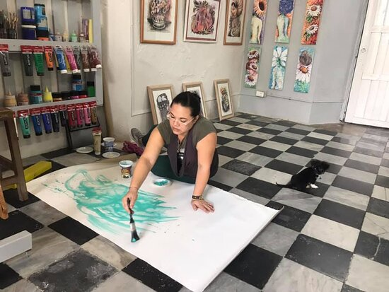 CasaHuella Lisbet Studio