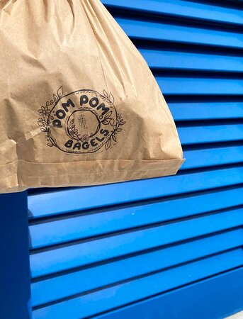 Take a bag of bagels home for a daily treat
