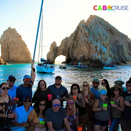 Smile! You are in Cabo Cruise