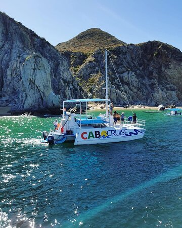 Hello! Visit us! We are Cabo Cruise in Cabo San Lucas.
