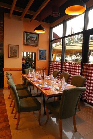 NEW KING HOUSE restaurant pizza fish