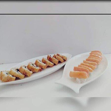 Rolls tempura y frios