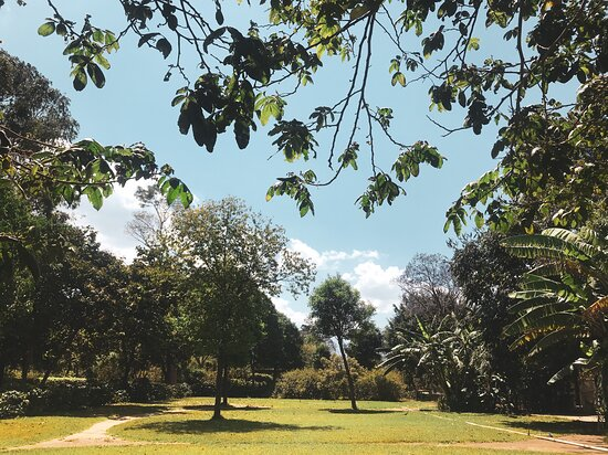 Jocotenango, Guatemala : Ample green space to enjoy the outdoors
