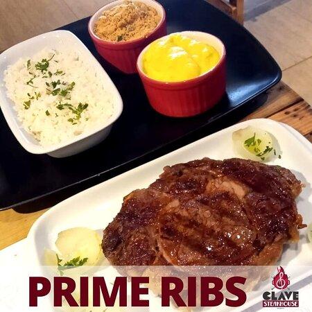 Prime Rib.