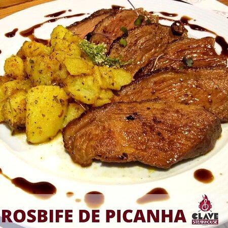 Rosbife de Picanha.