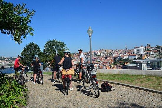 Visite à vélo de Porto et de la côte atlantique