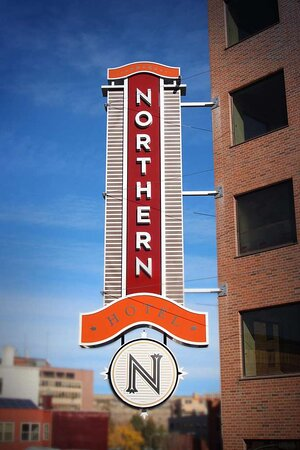 Northern Hotel Lif, Hotels in Billings