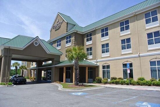 Country Inn & Suites by Radisson, Savannah Airport, GA, hoteles en Savannah