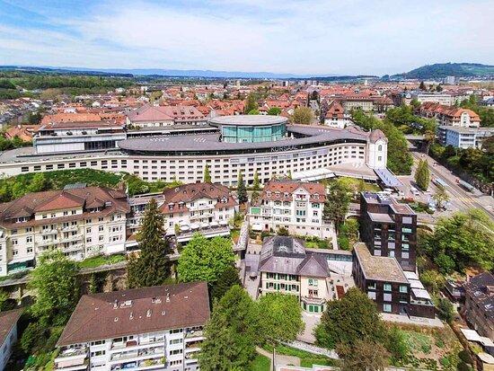 Swissotel Kursaal Bern, Hotels in Bern