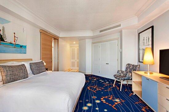 City View Suite - Bedroom