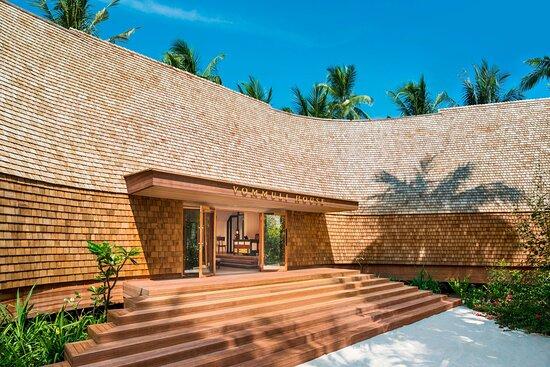 Vommuli House - Entrance