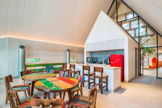Kids Club - Kitchen