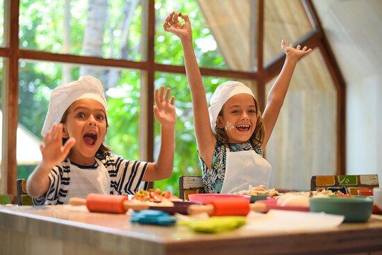 Kids Club - Cooking Class
