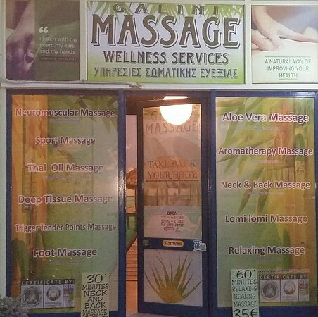 Agia Galini-Massage Wellness Services