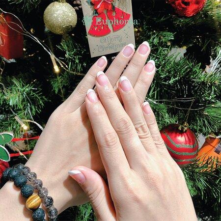 Christmas Nail Art Design