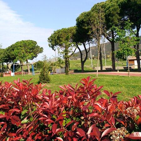 Liguria, Italien: Parco di Sestri Levante.