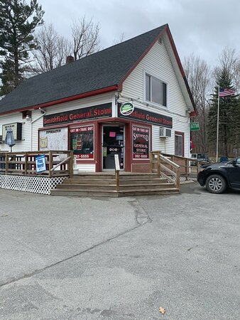"""Smithfield, ME: Step back in time, the original 'Trading Post"""" of the town."""