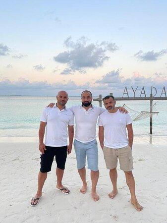 Maldives aprel 2021 Ayada